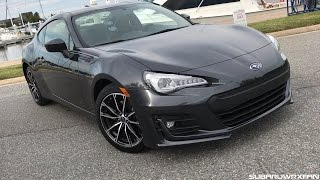 Download Quick Drive: 2017 Subaru BRZ Limited (Manual) Video