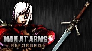 Download Dante's Rebellion Sword (Devil May Cry) - MAN AT ARMS: REFORGED Video