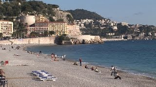 Download Nice, France, along the Côte d'Azur - the complete movie Video