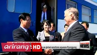 Download Pyongyang, Moscow seeking to expand N. Korean labor accord Video