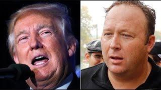 Download Is Alex Jones Advising President-elect Trump? Video