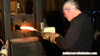 Download How to Make Damascus Steel - Part 1 Video