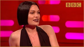 Download Jessie J sings with her mouth closed - The Graham Norton Show: Series 16 Episode 14 - BBC One Video