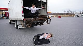 Download DO NOT SHIP YOURSELF ACROSS THE WORLD IN A TRUCK! Video