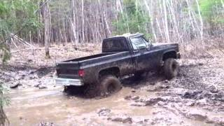 Download lifted built chevy mud trucks good 4x4 action Video