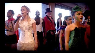 Download Incredible Greatest Showman Flash Mob! Video