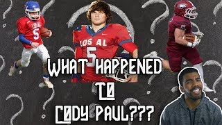 Download What Happened To Cody Paul??? From Wonder Kid To... Video