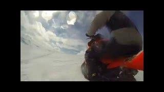 Download Verrückt gixxer 1000 snowbike Video