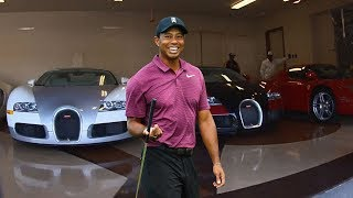 Download Tiger Woods's Lifestyle ★ 2018 Video