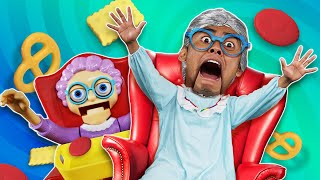 Download GREEDY GRANNY IN REAL LIFE CHALLENGE! Video