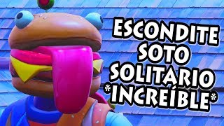 Download JUGANDO AL ESCONDITE en SOTO SOLITARIO *INCREIBLES CAMUFLAJES* FORTNITE PERSONALIZADAS Video