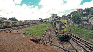 Download Entrando no Pátio do KM460 (Conselheiro Lafaiete) para manobra do trem de carga geral KPE0117 Video