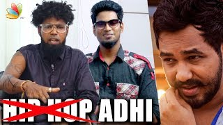 Download Aadhi's music is NOT real Hip Hop : Mc Go Dravidan , Dusty Interview - Beatbox Artist | Vikram Vedha Video