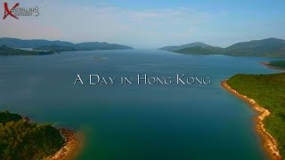 Download A Day in Hong Kong with the Drone! 4K Video