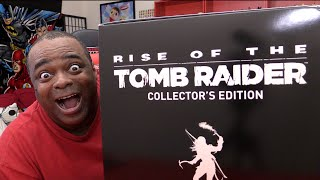 Download UNBOXING: Rise of The Tomb Raider Collector's Edition! Video
