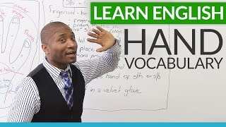 Download Learn English - Vocabulary and expressions about HANDS Video