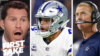Download Dallas Cowboys are run by 'losers,' Jason Garrett era 'has to be over' – Will Cain | First Take Video