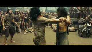 Download Ong Bak 2 Slave Fight Scene HUN DUB Video