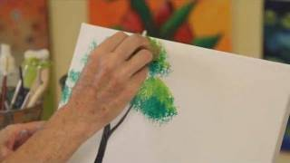 Download How to Paint a Tree | Acrylic Painting Video