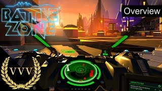 Download Battlezone VR Overview Video
