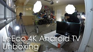 Download LeEco Super4 X55 Review - 4k Android TV: Unboxing and Setup Video