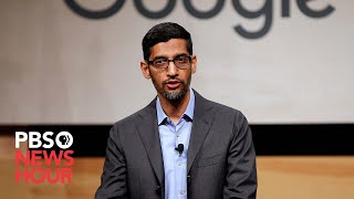 Download WATCH: Why does Trump's image appear under searches for 'idiot?' Google CEO Pichai answers. Video