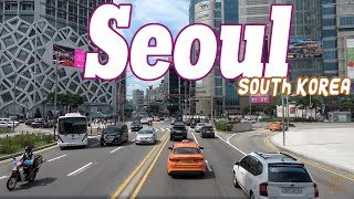 Download Seoul South Korea 4K .City - Sights - People Video