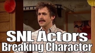 Download SNL Bloopers & Actors Breaking Character Compilation (Part 1) Video