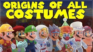 Download The ORIGINS of COSTUMES in MARIO ODYSSEY! - VG Mindblows Video