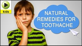 Download Kids Health: Toothache - Natural Home Remedies for Toothache Video