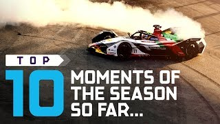 Download Best Moments Of The Season! | ABB FIA Formula E Championship Video