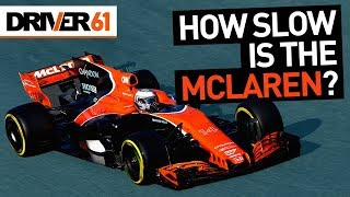 Download Exactly How Slow is the 2017 McLaren-Honda F1? Alonso & Hamilton Lap Data Comparison Video