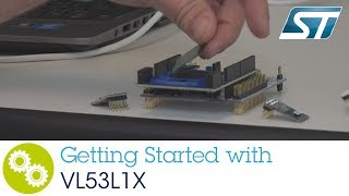 Download Getting Started with the VL53L1X, fastest miniature ToF sensor on the market Video