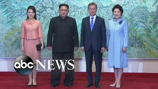 Download North Korea, South Korea agree to end war, denuclearize the peninsula Video