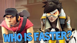 Download Who Is Faster - Tracer or The Scout? Video