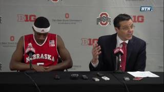 Download Tim Miles and Glynn Watson Jr. - Postgame Press Conference vs. Ohio State Video