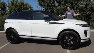 Download The 2020 Range Rover Evoque Is the New Baby Range Rover Video