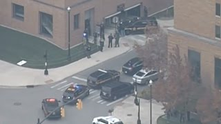Download Raw Video: Active Shooter Reported At Ohio State Video