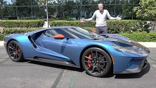 Download The 2019 Ford GT Is America's Insane $1 Million Supercar Video