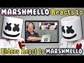 Download MARSHMELLO REACTS TO ELDERS REACT TO MARSHMELLO Video