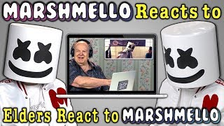 Download MARSHMELLO REACTS TO ELDERS REACT TO MARSHMELLO Video