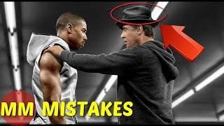 Download Creed MOVIE MISTAKES You Didn't See | LOVE Creed MISTAKES Video