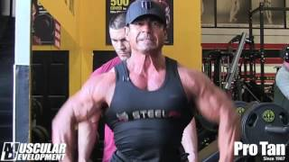 Download Training with Olympia Champion Danny Hester - Part 1 Video