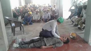 Download FIRST AID TRAINING VIDEO (HINDI) Video
