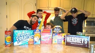 Download $300 GIANT CANDY CHALLENGE Video