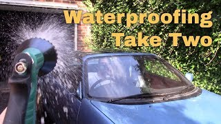 Download 1993 Toyota MR2 Project - Ep 14 - Waterproofing Take 2 Video