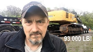 Download Heavy Haul TV: Episode #537 - 93,000 LB John Deere 450C Excavator Video
