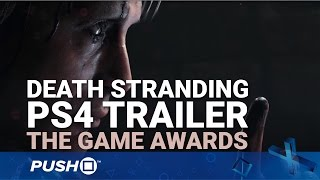 Download Death Stranding: The Game Awards 2016 Trailer | PlayStation 4 | PS4 Video