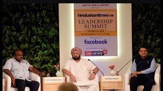 Download Watch: CMs of Maharashtra, Punjab, K'taka discuss the road ahead at HTLS 2018 Video