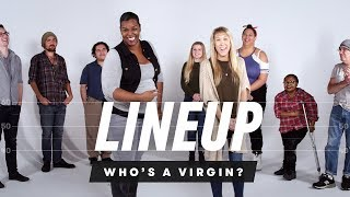 Download People Guess Who's a Virgin from a Group of Strangers | Lineup | Cut Video
